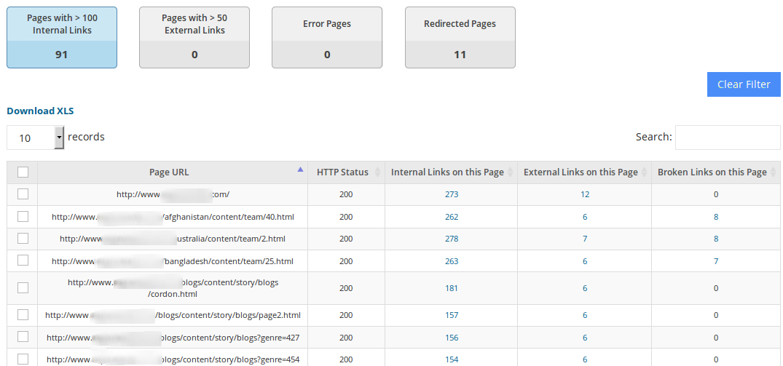 website-audit-internal-links