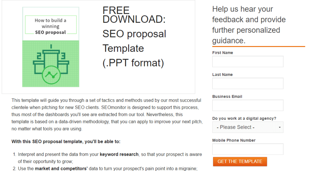 10 Sample SEO Proposal Templates & SEO Sales Pitch Decks That Convert!