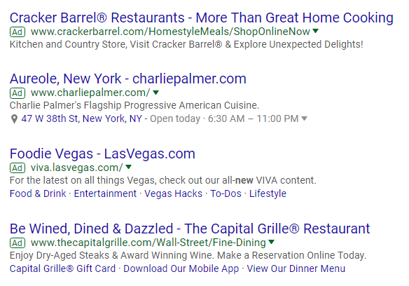 Online Marketing Guide for Fine Dining Restaurants 36