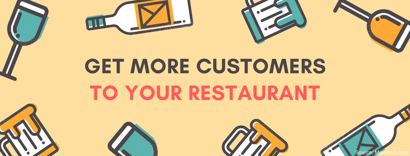 Get more customers to your restaurant
