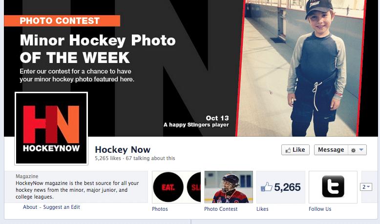 Facebook Cover Photos for Business - Run Contests