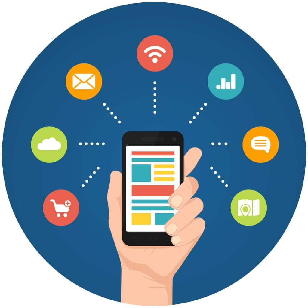 B2B Mobile Marketing Strategy - Consider Using an App