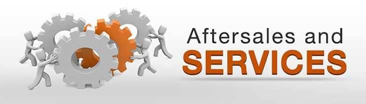 Increase E-commerce Revenue - After sales services