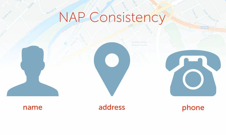 NAP Consistency - Local SEO Optimization