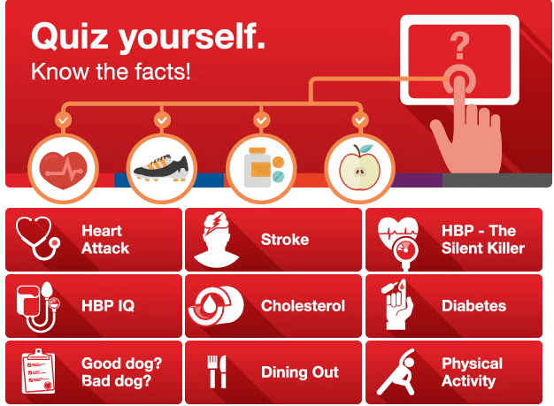 American Heart Association Quiz